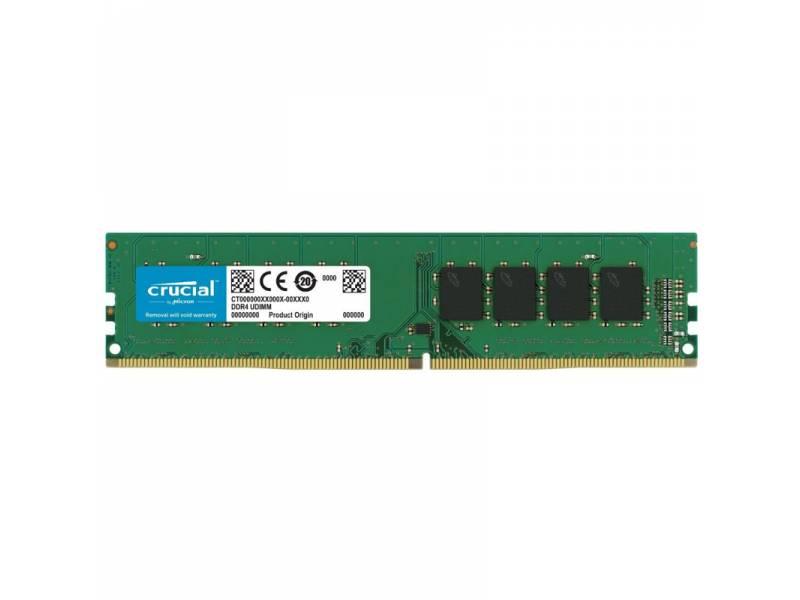 DDR4  8GB/2400 CRUCIAL