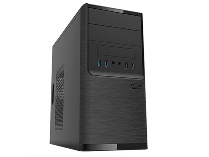 PC GDX OFFICE PRO I381424  I3- 8100 4GB DDR4 240GB SSD RWDVD